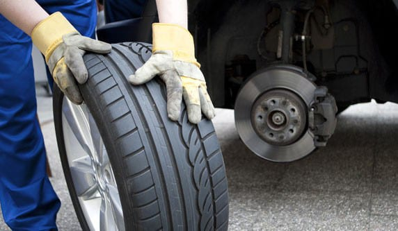 TIRE ROTATION SERVICES FOR CALGARY SW & SE