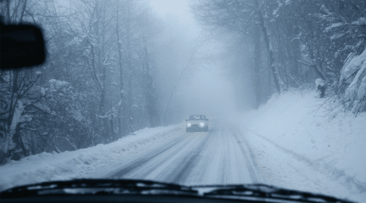 WINTER IS HERE, LEARN ONE WAY TO PROTECT YOUR CAR