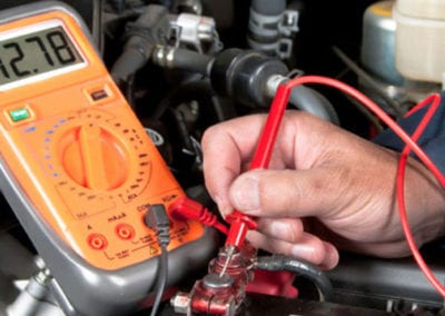 CAR ELECTRICAL SYSTEM DIAGNOSIS & SERVICE